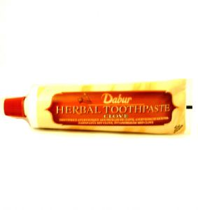 Dabur Clove Herbal Toothpaste | Buy Online at the Asian Cookshop